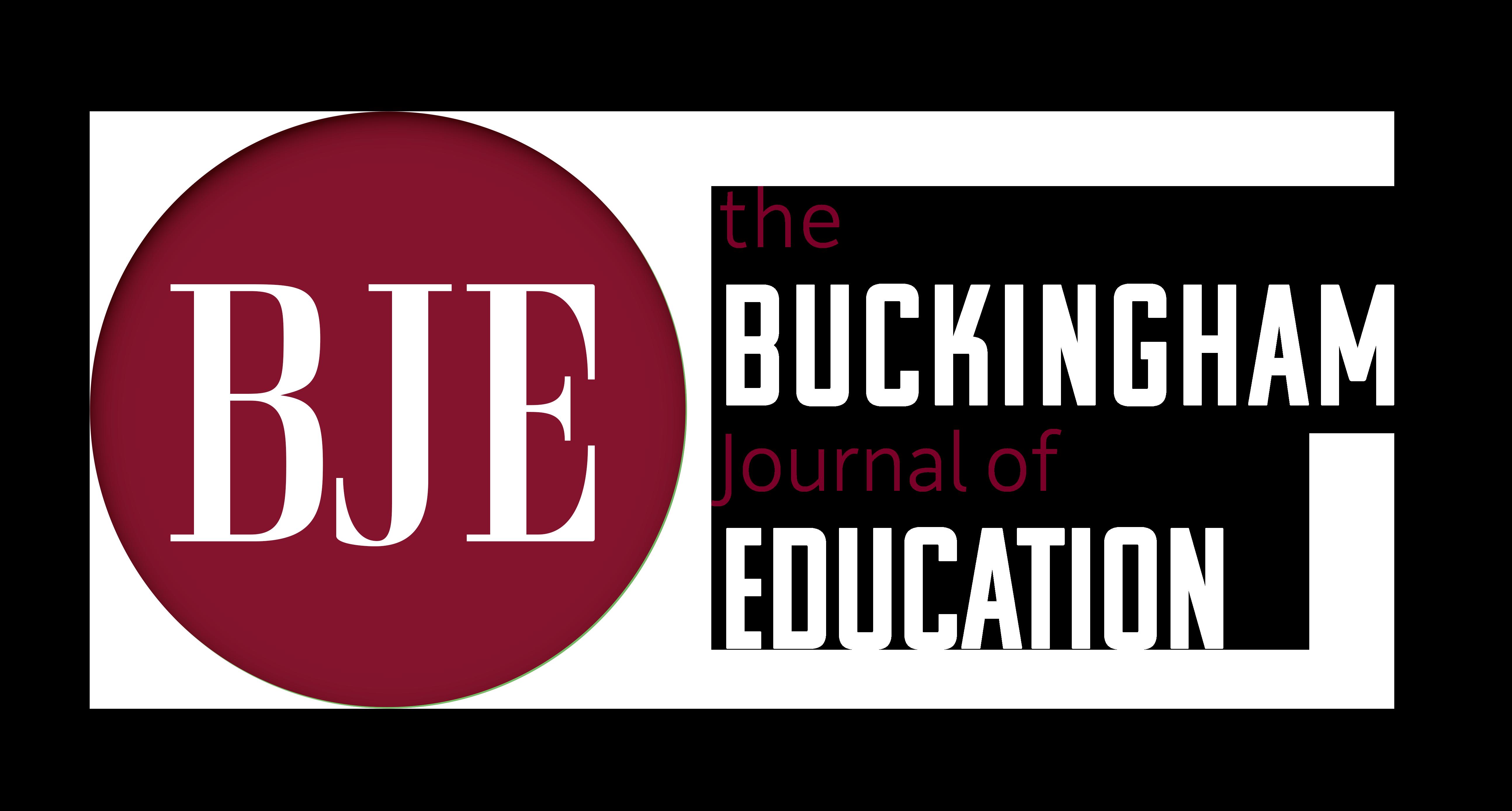 The Buckingham Journal of Education